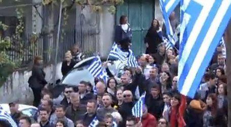 Τέσσερα στελέχη της ελληνικής μειονότητας στην Αλβανία ανακρίνονται στο Αργυρόκαστρο