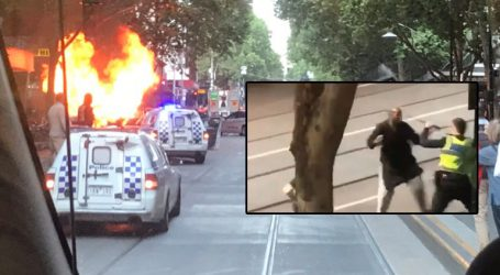 Τραυματίες σε επίθεση με μαχαίρι στη Μελβούρνη