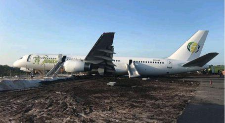 Έξι τραυματίες από την αναγκαστική προσγείωση ενός αεροπλάνου