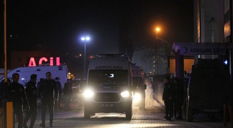 Μεγάλη έκρηξη σε στρατιωτική βάση στην πόλη Hakkari της Τουρκίας
