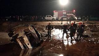 Στους 11 οι νεκροί από τις σφοδρές βροχοπτώσεις και τις πλημμύρες