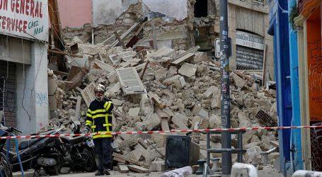 Νέα κατάρρευση με τραυματίες, αυτή τη φορά μπαλκονιού, στη Μασσαλία