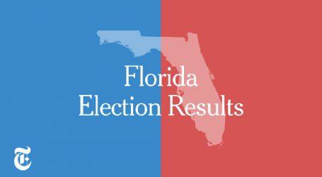 Η Φλόριντα προχωρά σε ανακαταμέτρηση των ψήφων για την εκλογή του κυβερνήτη και ενός γερουσιαστή