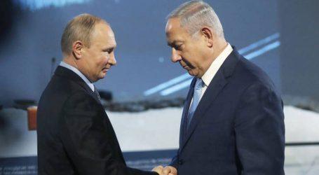 Πρώτη συνάντηση Πούτιν- Νετανιάχου μετά την κατάρριψη του ρωσικού αεροσκάφους