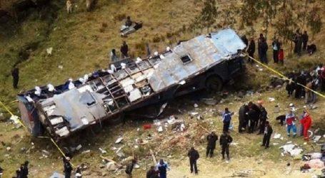 Περού: Επτά νεκροί από πτώση λεοφωρείου στο κενό