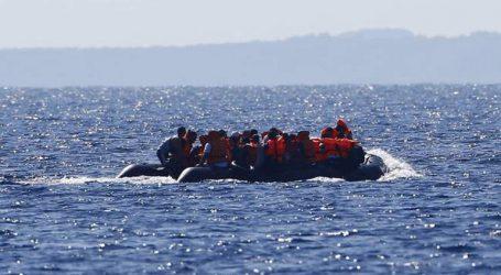 Ανατράπηκε σκάφος που μετέφερε πρόσφυγες από τα τουρκικά παράλια