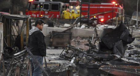 Φωτιές στην Καλιφόρνια: «Φταίει η κλιματική αλλαγή»