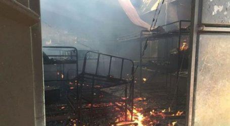 Εννέα μαθητές νεκροί από πυρκαγιά σε κοιτώνα σχολείου