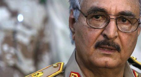 Στο Παλέρμο ο στρατάρχης Χάφταρ για να συμμετάσχει στη Διεθνή Διάσκεψη για τη Λιβύη