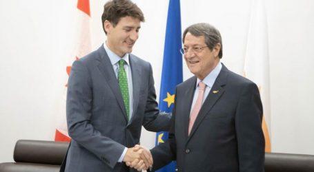 Κυπριακό, περιφερειακές και διεθνείς εξελίξεις συζήτησαν Αναστασιάδης