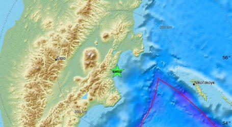 Σεισμική δόνηση 6,1R στη Χερσόνησο της Καμτσάτκας