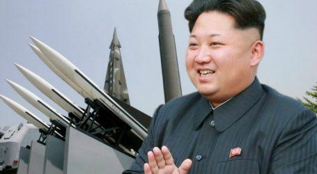 Ο Κιμ Γιονγκ Ουν επέβλεψε την «επιτυχή» δοκιμή ενός «νέου», «τακτικού» όπλου «τεχνολογίας αιχμής»