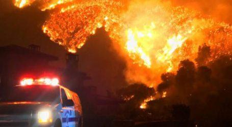 Στους 65 ανήλθαν οι νεκροί από τις πυρκαγιές