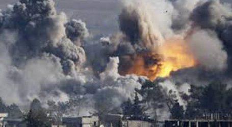 105 νεκροί από βομβαρδισμούς του διεθνούς συνασπισμού υπό την ηγεσία των ΗΠΑ