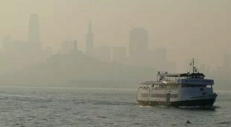 Το Σαν Φρανσίσκο «πνίγεται» από τους καπνούς της τεράστιας πυρκαγιάς της Καλιφόρνιας