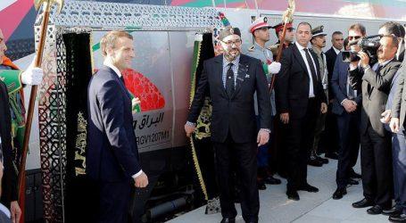 Το πρώτο τρένο υψηλής ταχύτητας στην Αφρική εγκαινίασε το Μαρόκο