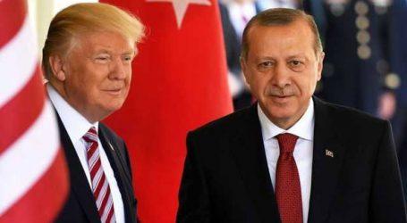 Τηλεφωνική επικοινωνία Ερντογάν-Τραμπ για την υπόθεση Κασόγκι