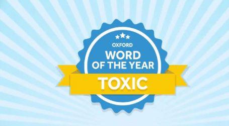 Η ελληνική λέξη «τοξικός», η λέξη της χρονιάς για το 2018
