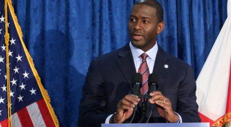 Ο Δημοκρατικός Άντριου Γκίλαμ παραδέχθηκε την ήττα του στην εκλογική μάχη για την ανάδειξη του κυβερνήτη της Φλόριντα