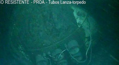 Νέες εικόνες από το υποβρύχιο της Αργεντινής