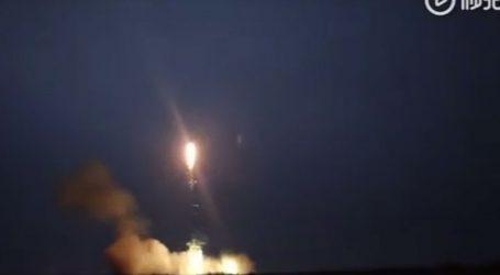 H Kίνα εκτοξεύει πέντε δορυφόρους για έρευνα στο διάστημα