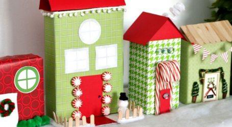Οι Σουηδοί προτιμούν για τα Χριστούγεννα τα δώρα από ανακυκλώσιμα υλικά
