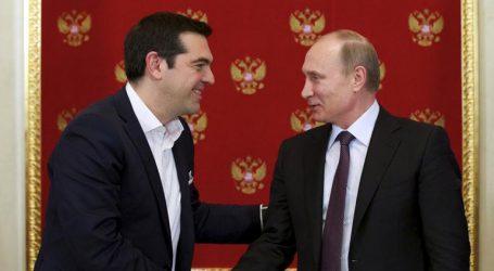 Oι εξελίξεις σε Συρία και ανατολική Μεσόγειο και οι σχέσεις Ελλάδας – Ρωσίας στη συνάντηση Τσίπρα