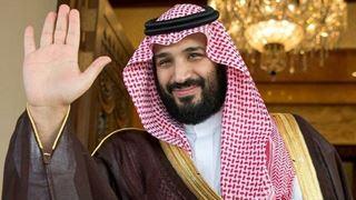 Πρώτη διεθνή περιοδεία του πρίγκιπα διαδόχου μπιν Σαλμάν μετά τη δολοφονία Κασόγκι