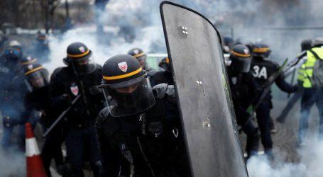Επεισόδια στο Παρίσι κατά τη διάρκεια συγκέντρωσης των «κίτρινων γιλέκων»