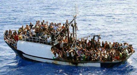 Πλοίο με περίπου 200 μετανάστες κατευθύνεται προς την Ιταλία