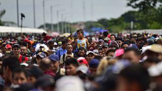 «Επείγουσα ανθρωπιστική κατάσταση» στην Τιχουάνα λόγω των μεταναστών