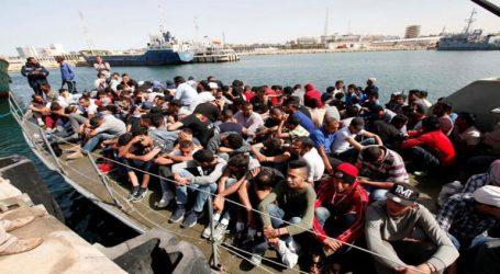 Αποβιβάστηκαν στο λιμάνι του Ποτσάλο της Σικελίας 236 μετανάστες που επέβαιναν σε αλιευτικό