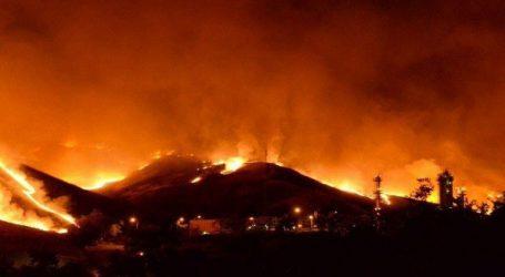 Στους 87 αυξήθηκαν οι νεκροί από τις φωτιές στην Καλιφόρνια