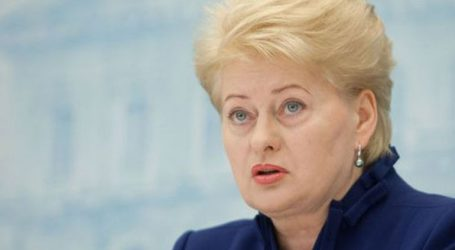Εκλογές, δημοψήφισμα είναι ακόμη πιθανά στη Βρετανία, εκτιμά η πρόεδρος της Λιθουανίας