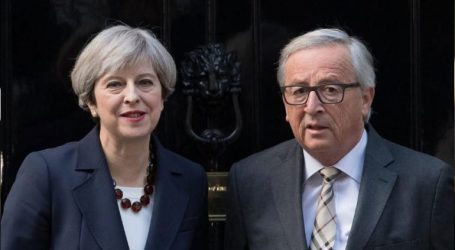 Παρότρυνση Γιούνκερ προς το βρετανικό κοινοβούλιο για επικύρωση της συμφωνίας του Brexit