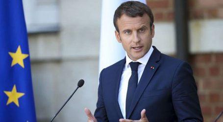 Ο Μακρόν αναμένει τη διατύπωση νέων προτάσεων στην περίπτωση που το βρετανικό κοινοβούλιο απορρίψει τη συμφωνία