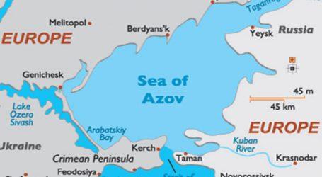 Η Μόσχα απέκοψε την πρόσβαση στην Θάλασσα του Αζόφ για τα ουκρανικά πλοία