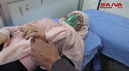 Καταδικάζει ο Μακρόν την επίθεση με χημικά στο Χαλέπι της Συρίας