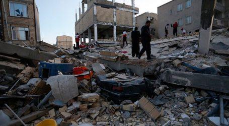 Περισσότεροι από 400 τραυματίες από τη σεισμική δόνηση των 6,4 βαθμών