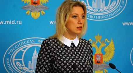 Για «γκανγκστερικές μεθόδους» εκ μέρους του Κίεβου κάνει λόγο η εκπρόσωπος τύπου του ρωσικού ΥΠΕΞ