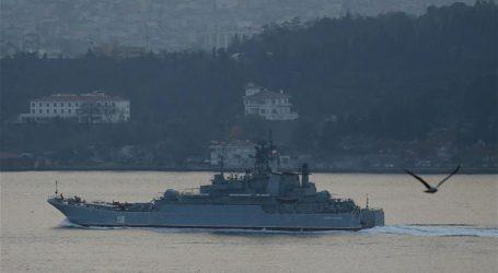 Συνελήφθησαν τρία ουκρανικά πολεμικά πλοία, «χρησιμοποιήθηκαν όπλα», τραυματίστηκαν ουκρανοί ναύτες