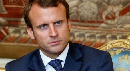 Ο Μακρόν καταδικάζει τις «σκηνές πολέμου» το σαββατοκύριακο στο Παρίσι