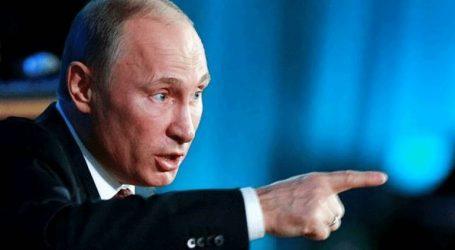 Ο Πούτιν προέτρεψε την Άγγελα Μέρκελ να πιέσει το Κίεβο να μην πάρει «απερίσκεπτες αποφάσεις»