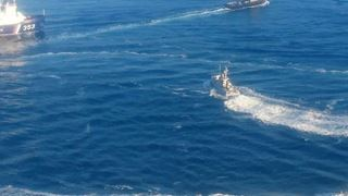 Κριμαία: Δικαστήριο διέταξε τη σύλληψη του πρώτου Ουκρανού ναύτη