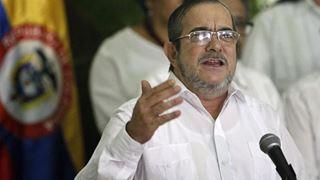 «Δεν θα ξαναπάρουμε τα όπλα» διαβεβαιώνει ο ηγέτης του FARC