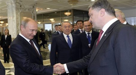 Ο Πούτιν κατηγόρησε τον Ποροσένκο ότι ενορχήστρωσε ναυτική «πρόκληση» στη Μαύρη Θάλασσα