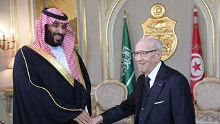 Δάνειο 500 εκατ. δολαρίων αναμένει η Τύνιδα από τη Σαουδική Αραβία