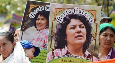 Ένοχοι για τη δολοφονία της ακτιβίστριας Μπέρτα Κάσερες