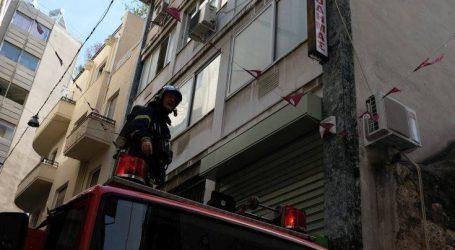 Μία γυναίκα στο νοσοκομείο από φωτιά σε σπίτι στο Ηράκλειο Κρήτης