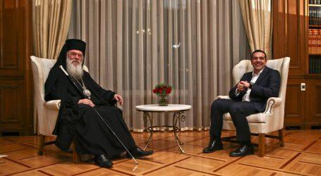 Ο Πατριάρχης Βαρθολομαίος ζήτησε ενημέρωση για τη συμφωνία Τσίπρα – Ιερώνυμου
